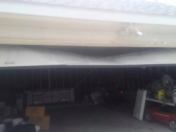 Garage Door Emergency Services